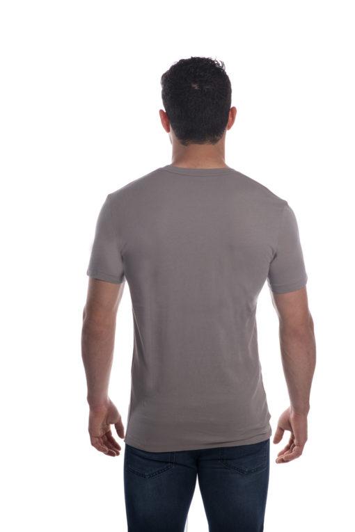 ALL SAINTS T-SHIRT בצבע אפור אטום 4