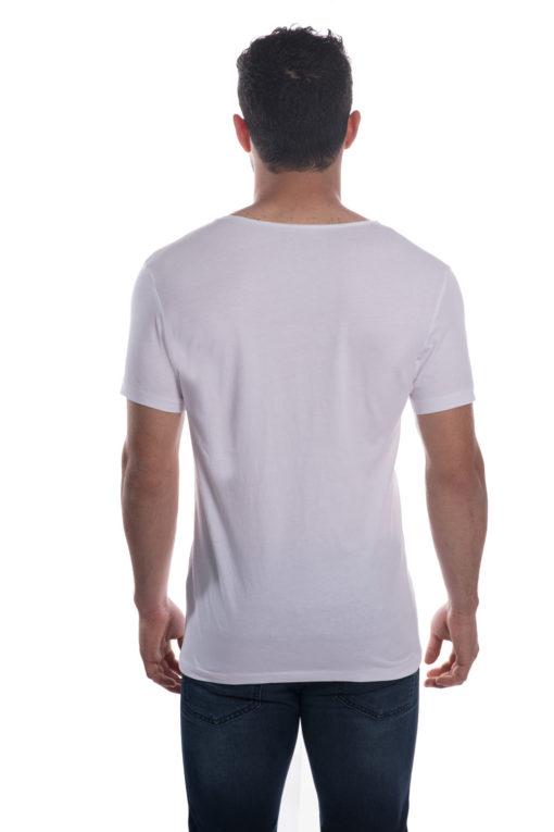 ALL SAINTS T-SHIRT לבן אופטיק 4