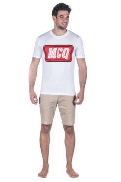 McQ by Alexander McQueen טי שירט 254196043228 01