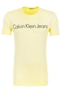 CALVIN KLEIN טי שירט J3EJ303836Y 01