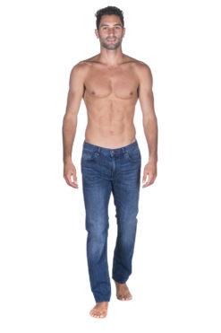 ג'ינס HUGO BOSS REGULAR FIT בגוון כחול נייבי 01